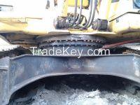 Used Crawler Komatsu Excavator PC300-7