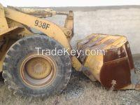 Used Loader Caterpillar 938F