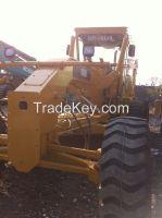 Used Grader Caterpillar 140H
