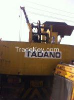 Used Tadano Mobile Crane TG250E Original from japan