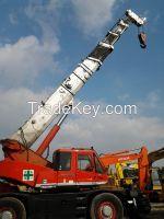 Used Rough Crane Tadano TR250M/tadano 25t
