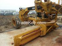 Used Grader Caterpillar 140K