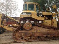 Used Bulldozer Caterpillar D9N CAT D9N