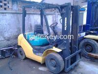Used Forklift Komatsu FD25 2.5T
