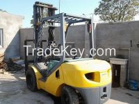 Used Forklift Komatsu FD30