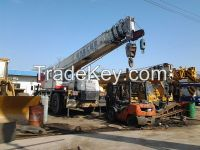 Used KATO RoughTerrain Crane KR35H