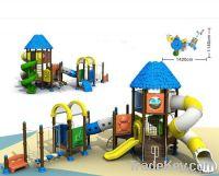 Pre-school playground equipment