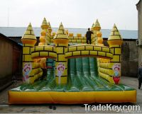 Inflatable castle, Inflatable bounce