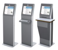 touch screen kiosk system ASTALON