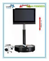 Electric Control Modern  Furniture Plasma TV floor stand