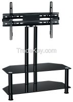 plasma LCD tv stand with TV holder