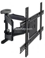 full motion articulating tv mounted  bracket