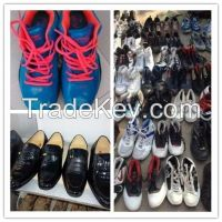 Used sport shoes, mixed used shoes