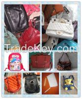 wholesale used hndbags and used school bags