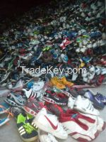 Used shoes factory in Guanzhou, China