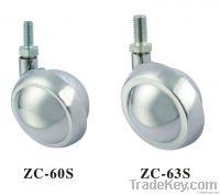 Zinc Ball Casters