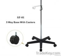 Display Stands (5 way base with casters)