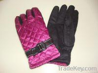 Ladies ski glove