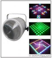 LED gobo effect light