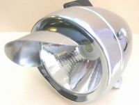 visor bullet bicycle light