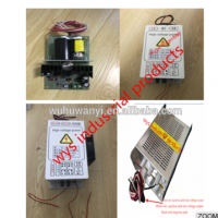 High voltage power supply for removing smoke lampblack 10kv 20kv 30kv 40kv 50kv 60kv
