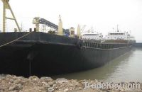 312FT 5000dwt LCT type self-propelled barge
