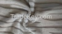 Flannel 1 ply blanket fabric carving embossed cut flower fabric