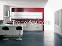 Elegant Design Melamine Kitchen Cabinet