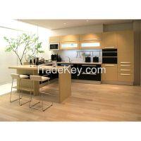 Simpile Design High Quality Melamine Kitchen Cabinet