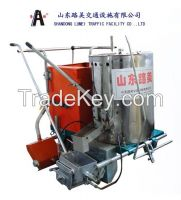 hot melt road marking machine, road leveling machine, road machine