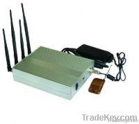 Jammer GC-CGDU for CDMA GSM DCS UMTS/WCDMA/3G