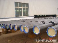 ASTM A53GRB  ERW STEEL PIPE