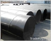 spiral steel pipe for fluid
