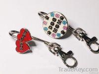 hook key ring, keychian, promtional gift