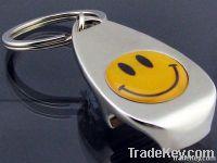 Car logo key chain with bottle opener, bottle opener , metal opener
