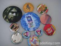 pin badge tin badge