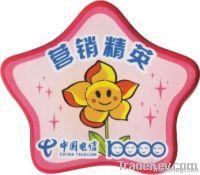 smile face badges