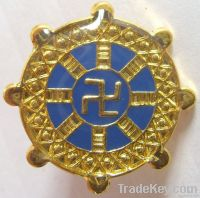 metal badge tin badge pin badge