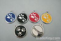 dog tag , dog ID , army dog tag