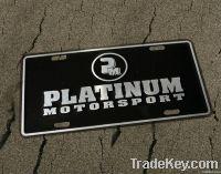 ABS car label car badge car nameplate