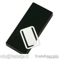 Nickel Plated Bookmark