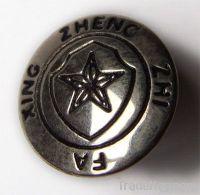lapel pin, pin badge, button badge