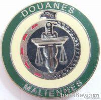 souvenir coin button pin button badge