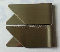 Smart Stainless Steel MONEY CLIP