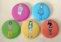 lapel pin, lapel pin, pin badge, button badge