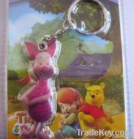 tiger key holder, key ring/key chain