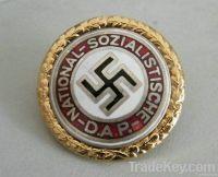 button badge pin badge tin badge hard rock cafe