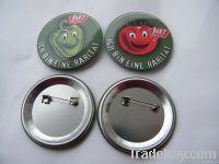Pin Button Badge