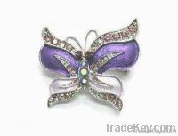 brooch butterfly shape brooch