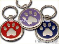 dog tag, metal tag, aluminum tag , pet tag